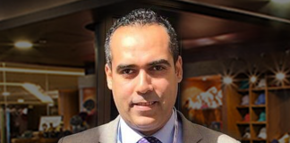 Haitham Elmeligy discusses his store, the Bluenblack Store