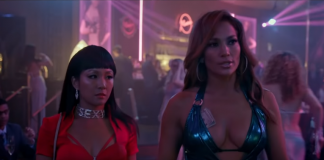 Hustlers: stripper-heist film, banned in Malaysia