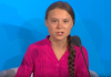 "Greta Thunberg's environmental activism earns ""alternative Nobel"""