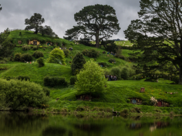 "New ""Lord of the Rings"" series returns to New Zealand's ""Middle-Earth"""