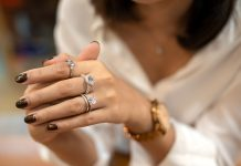 Jewellery Stores for Custom Engagement Rings in Toronto