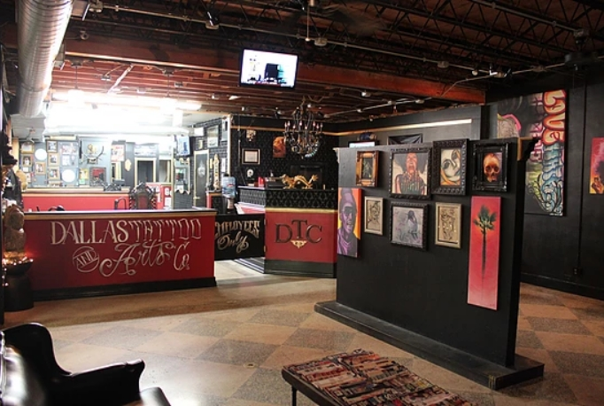 Dallas Tattoo & Arts Company