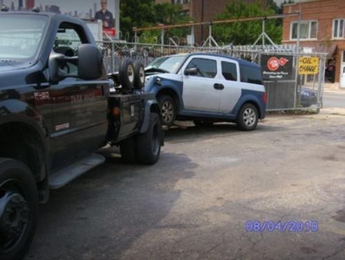 GNG Towing and Roadside Assistance