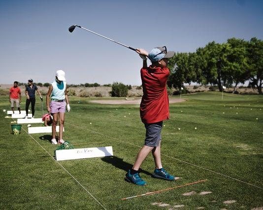 Golf Courses. Source: Pexels