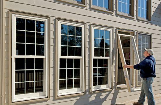 New Edge Window Replacement