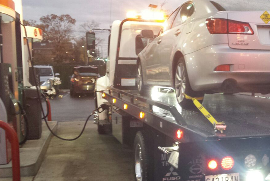 Towing Service NYC