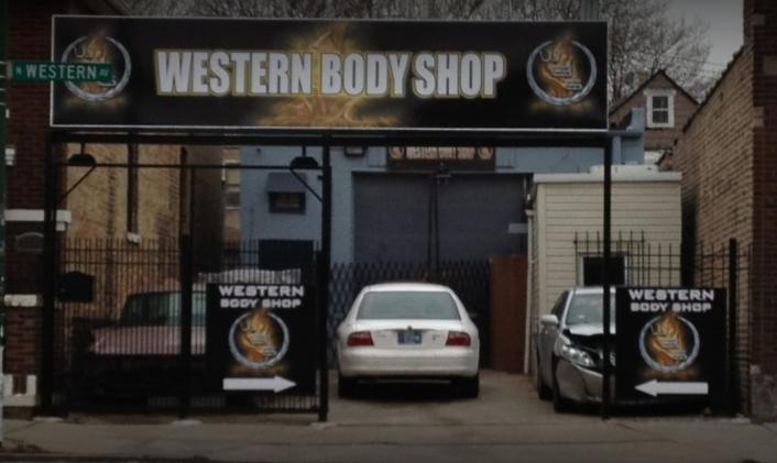 Western Body Shop