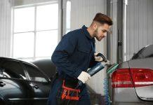 automobile repair shop in Chicago'