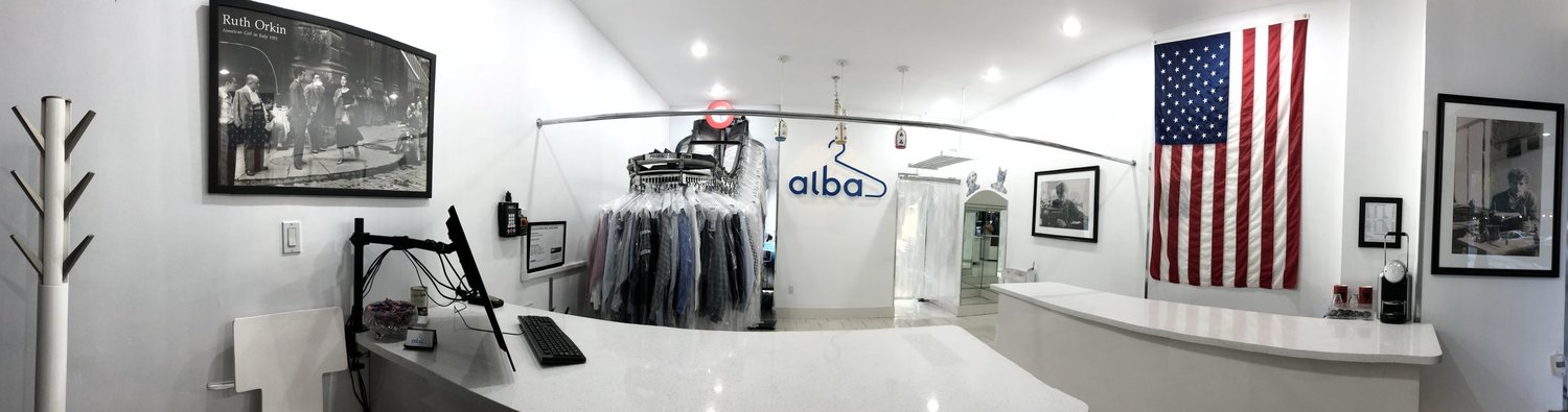 Alba Dry Cleaners & Tailoring