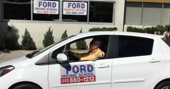 Ford Driving School