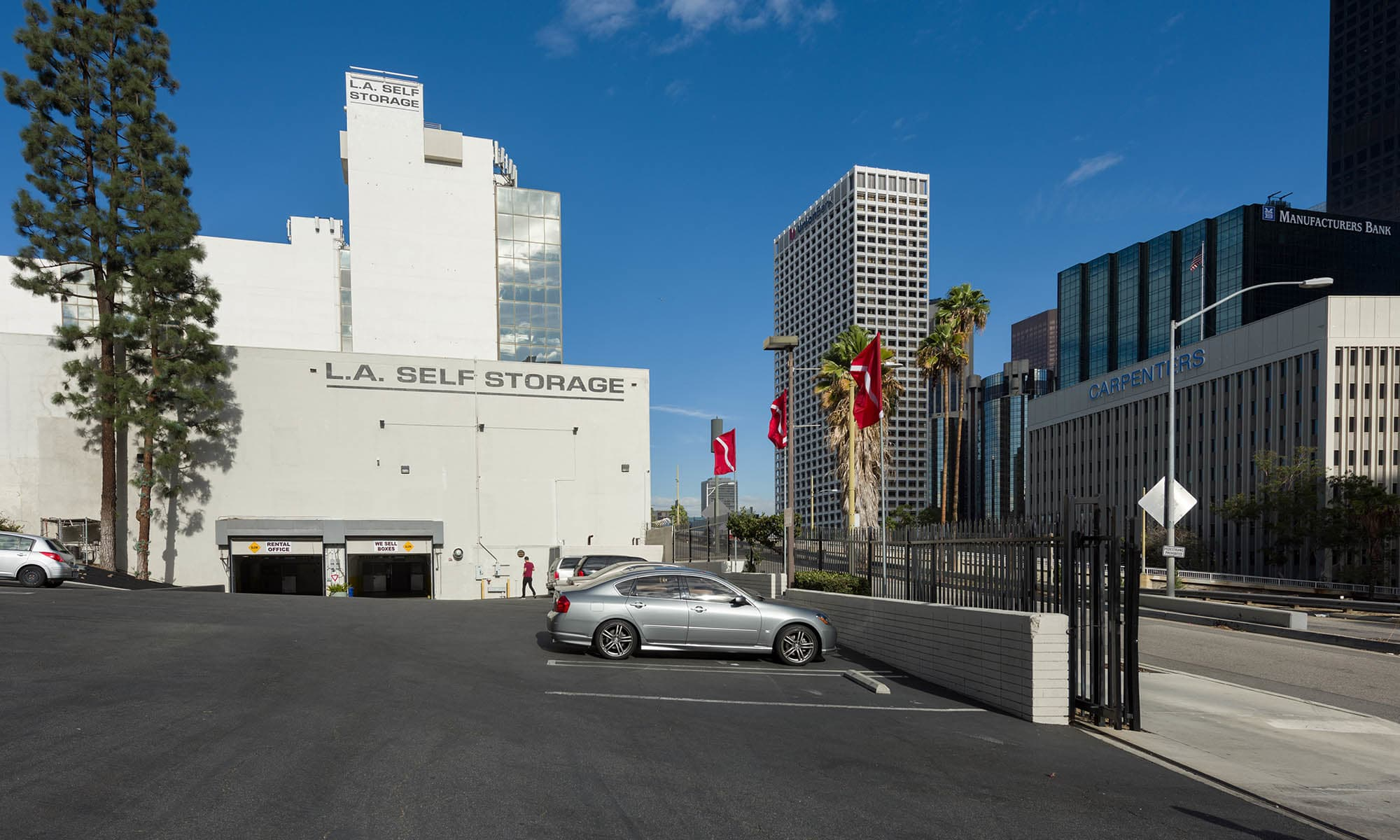 Los Angeles Self Storage