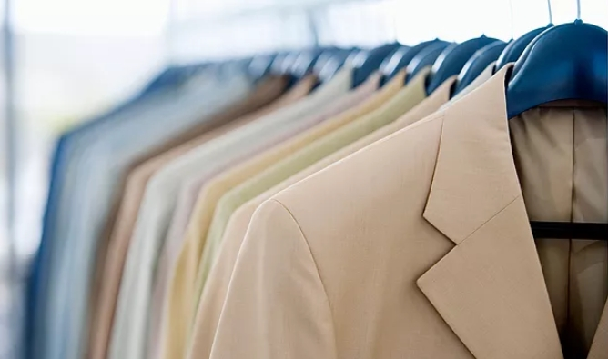 New S.O.S. Dry Cleaners