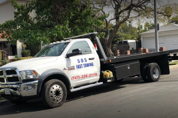 SOS Fast Towing