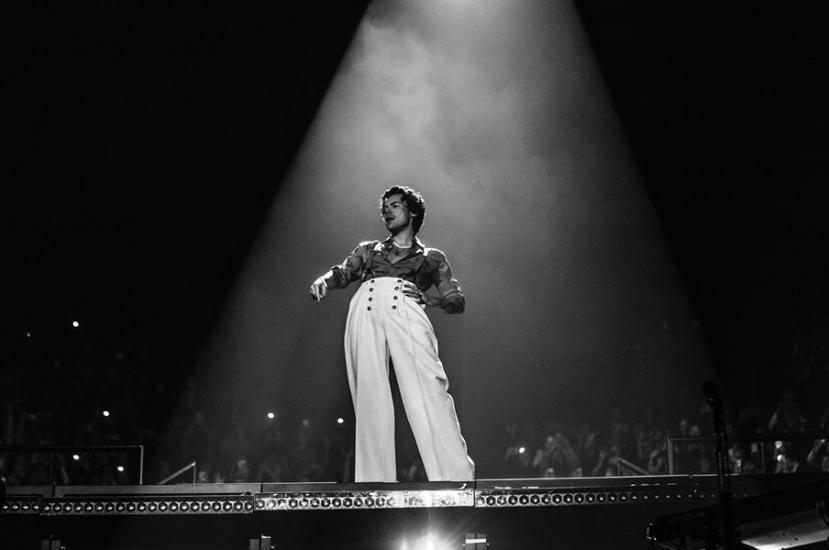 Harry Styles Fine Line Ranks 3rd In Best Album Debuts Of 2019