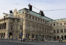 Children encouraged to smoke by Vienna's top ballet academy