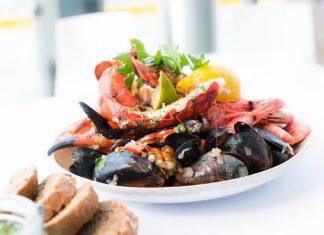 5 Best Seafood Restaurants in Los Angeles