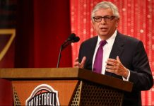 Ex NBA commissioner David Stern passes away at 77