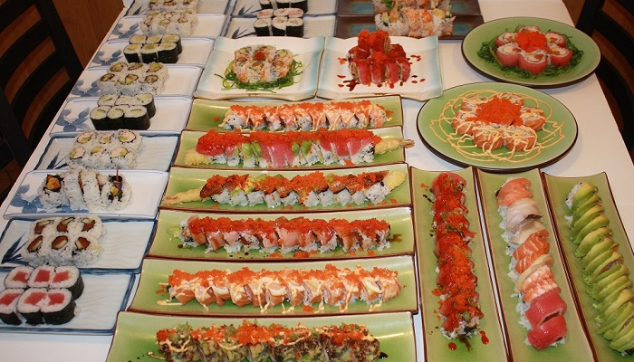 Seven Seas Sushi