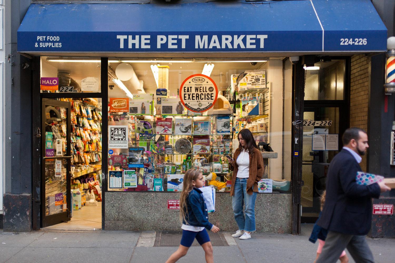 The Pet Market