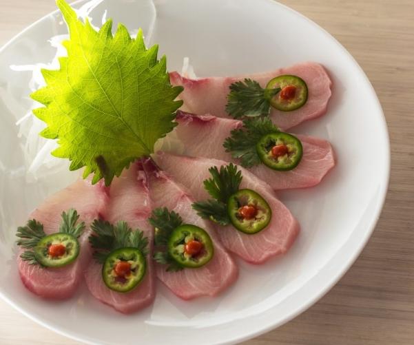 Zen Sushi in the Bishop Arts