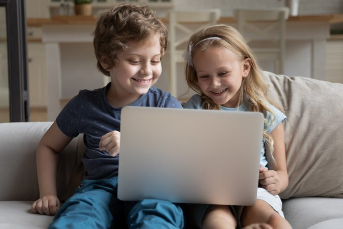 Websites with games for kids