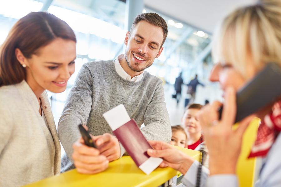 AML Passport & Visa Service