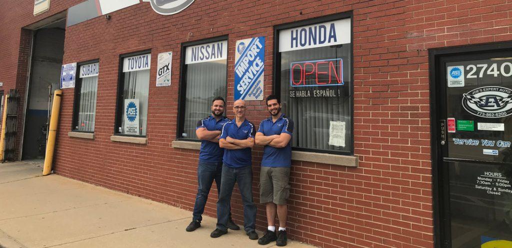 Joe's Expert Auto LLC