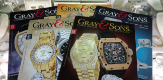New catalogs Gray and Sons