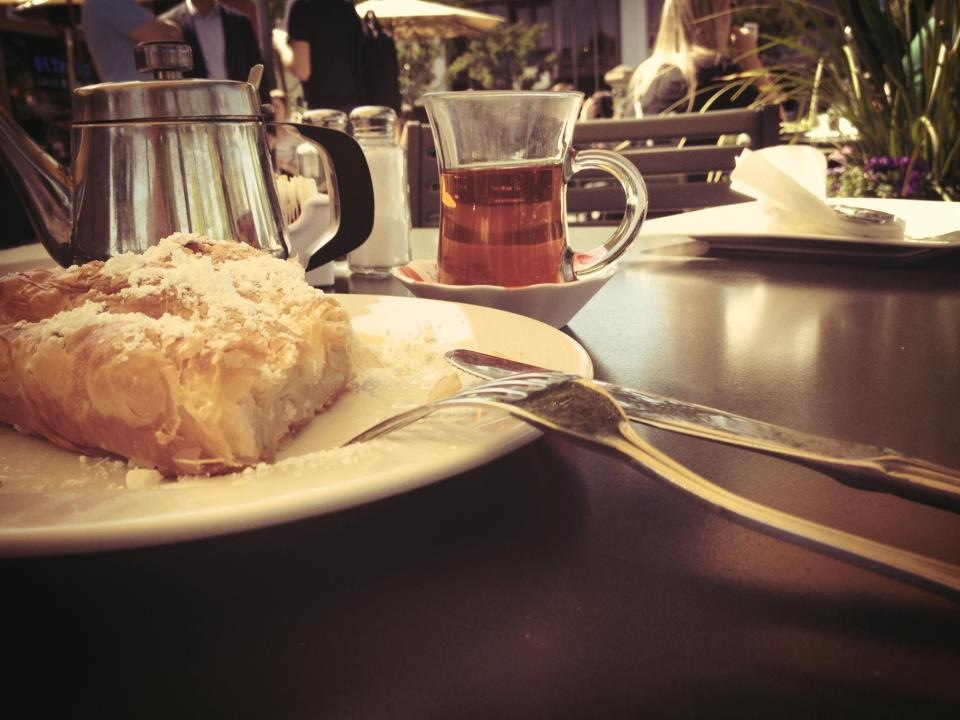 Olympus Caffe & Bakery