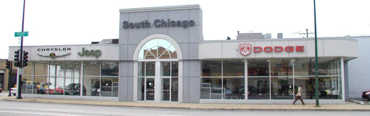 South Chicago Dodge Chrysler Jeep