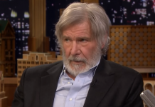 Harrison Ford speaks up on US politics, climate change