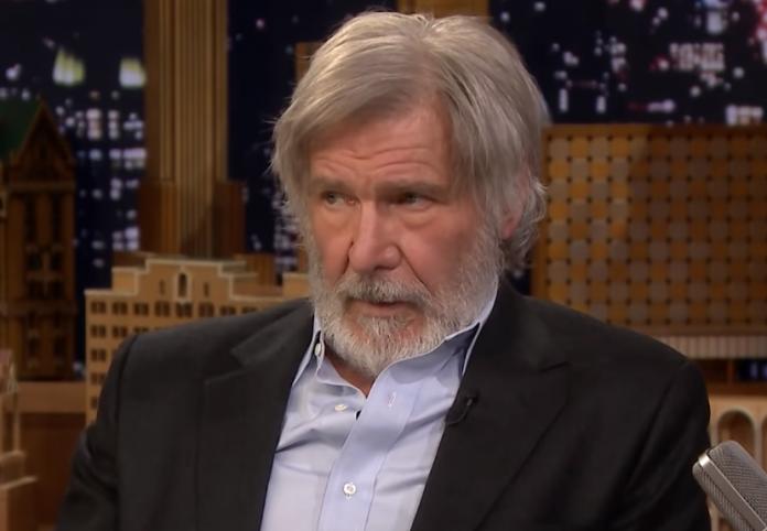 Harrison Ford speaks up on US politics, climate change