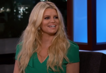 """The Notebook"": Jessica Simpson supposed to star opposite Ryan Gosling"