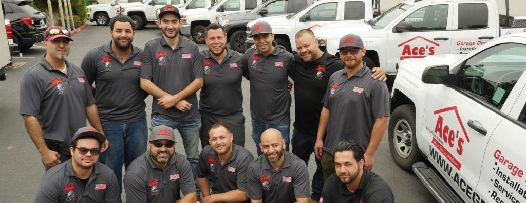 Ace's Garage Door Repair & Installation