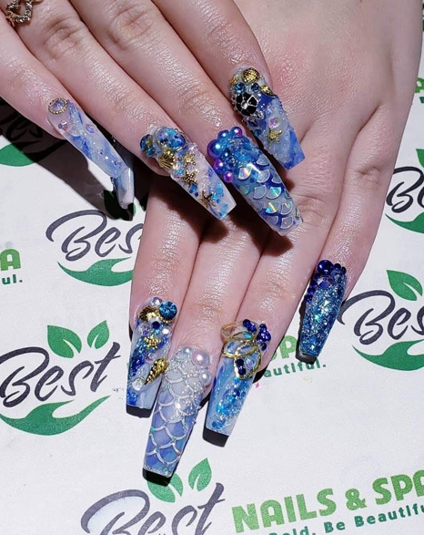Best Nails and Spa