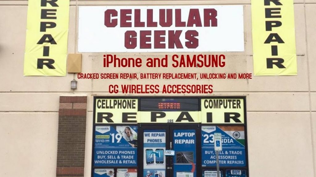 CELLULAR GEEKS Cell Phones and Computers