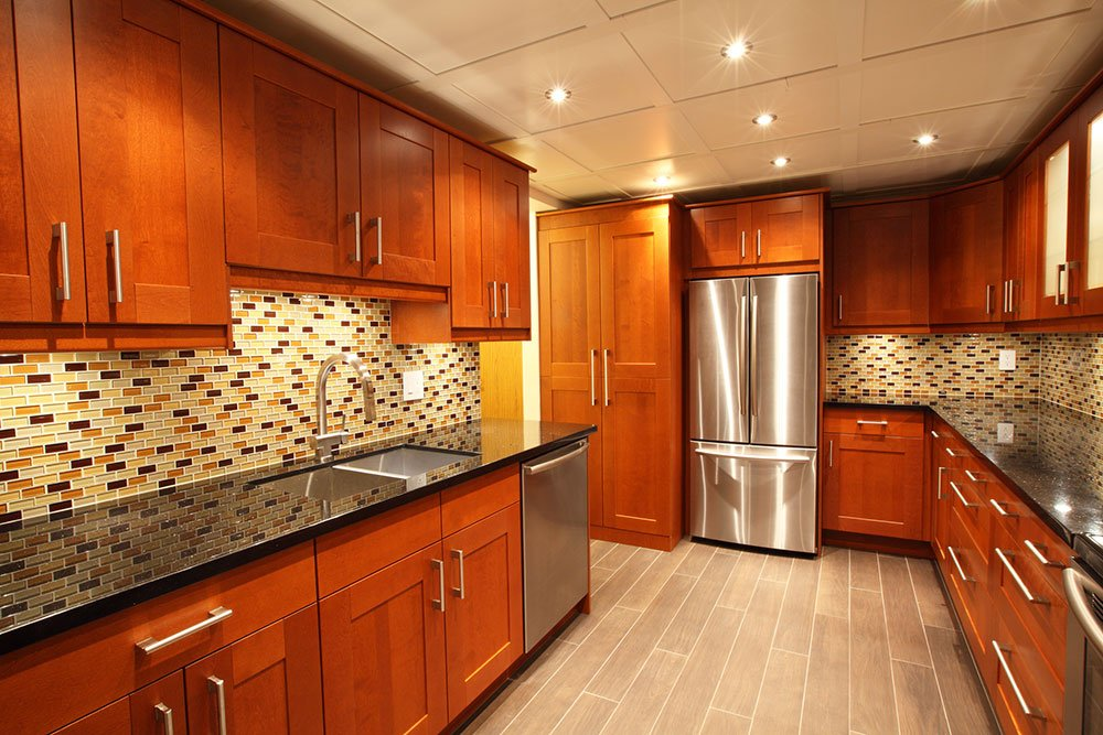 Custom Cabinets & Doors