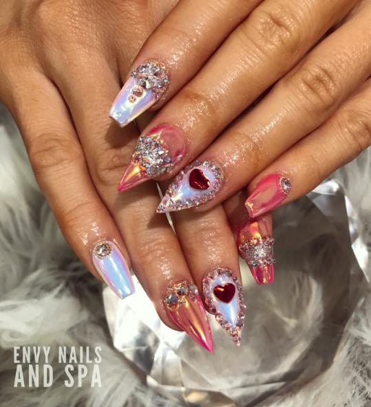 Envy Nails and Spa