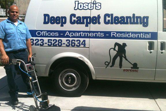 Jose's Deep Carpet Cleaning
