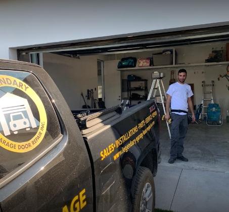 Legendary Garage Door Repair, Inc.