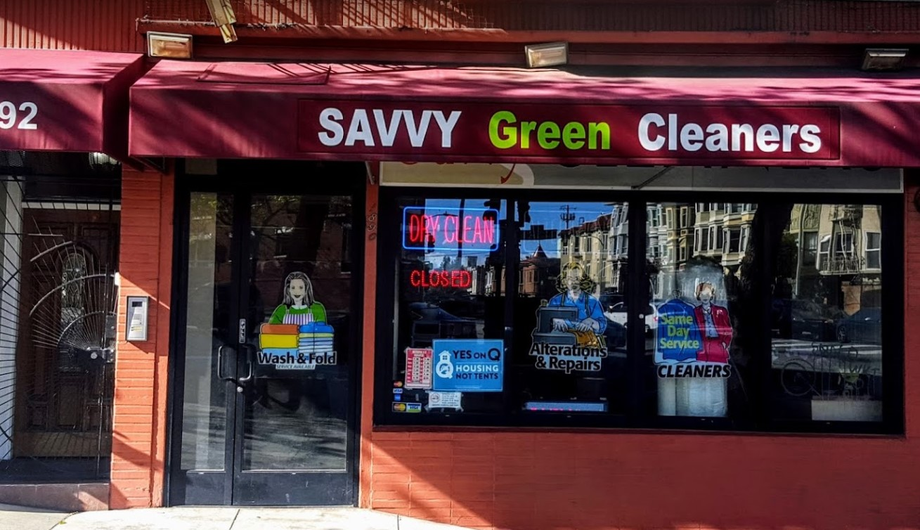 Savvy Cleaners