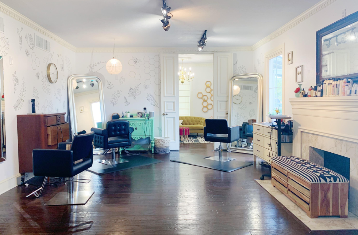 The Bees Knees Salon