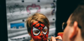 5 Best Face Painting in Austin