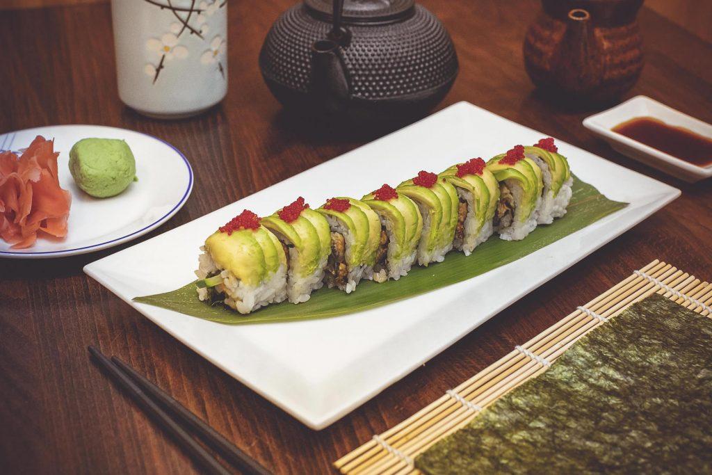 Aki Nom Nom Sushi and Ramen