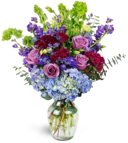 Blue Iris Florist