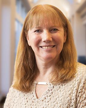 Dr. Anne Kelly - Ascension