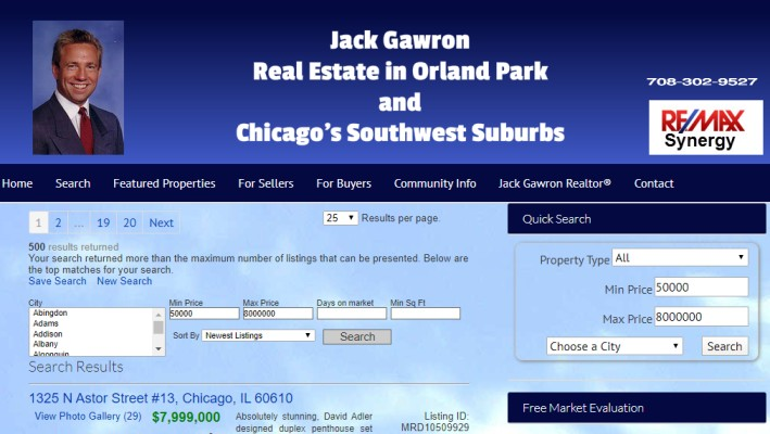 Jack Gawron Real Estate Agent