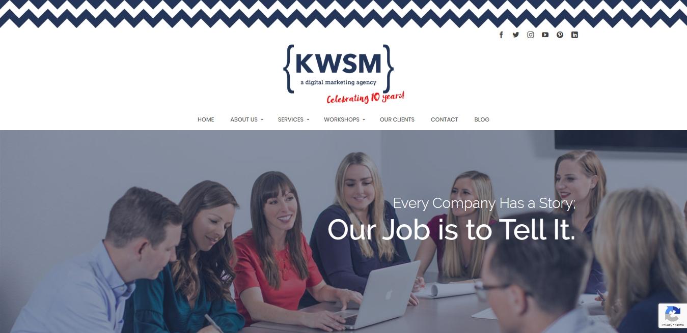 KWSM: a digital marketing agency