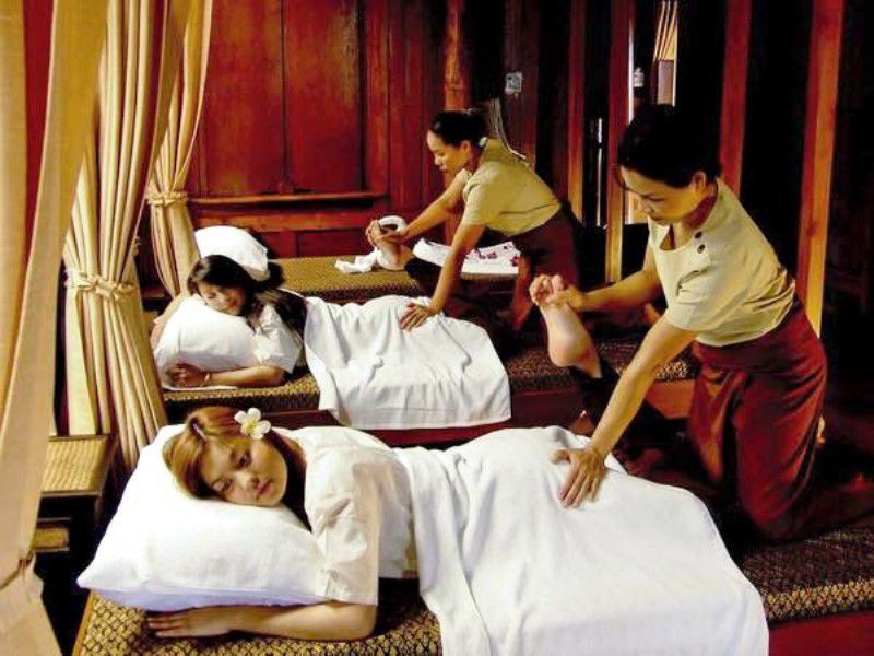 Massage Thai Way