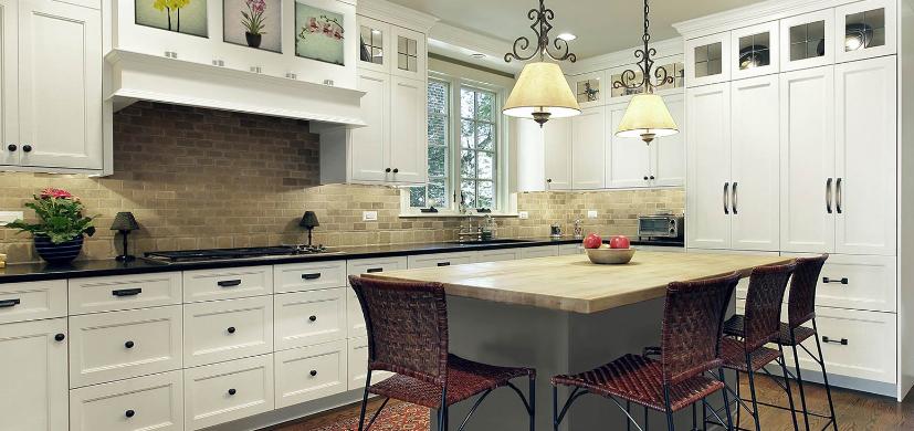 Premium Kitchen Cabinets